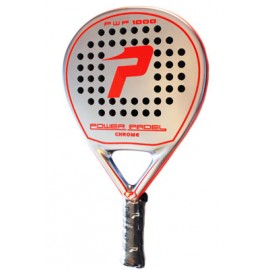Power Padel Chrome Roja