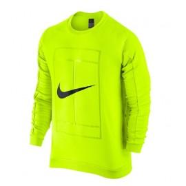 Nike Sudadera CourtCrew Fluor