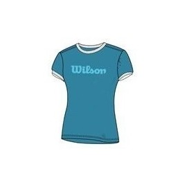 Camiseta Wilson Blue