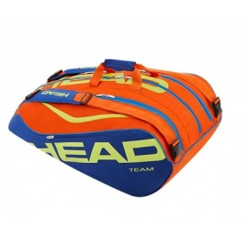 Raquetero Head Team Series Color Monstercombi 12 Raquetas