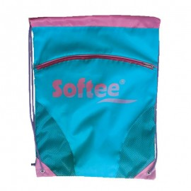 Softee Gymsack con Red y Bolsillo