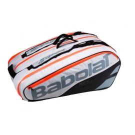 Raquetero Babolat RH X12 Pure Blanco