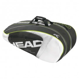 Head Raquetero Djokovic 9R Supercombi
