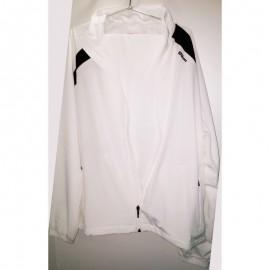 Chandal Wilson Woven Warm Up Blanco Negro