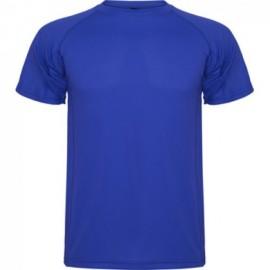 Camiseta Técnica Topway Verde, Azul, Naranja, Blanco, Amarillo y Rojo