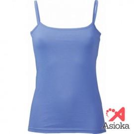 Camiseta Tirantes Finos Negro, Blanco, Azul, Morado, Rojo