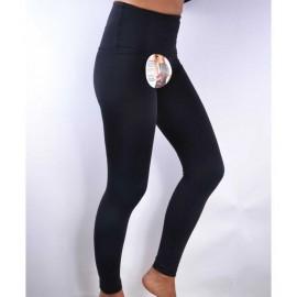 Malla Pitillo Anticelulitica Adelgazante Reductor Leggin Fitness Sontress